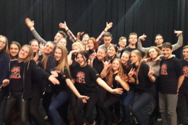 Teatro Saula jaunimo grupė